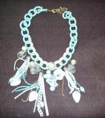 P.S. raskosna ogrlica