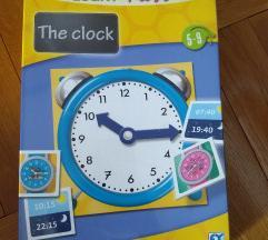 The clock edukativna igra