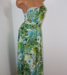 Italijanska zelena top haljina*Kao novovel.S