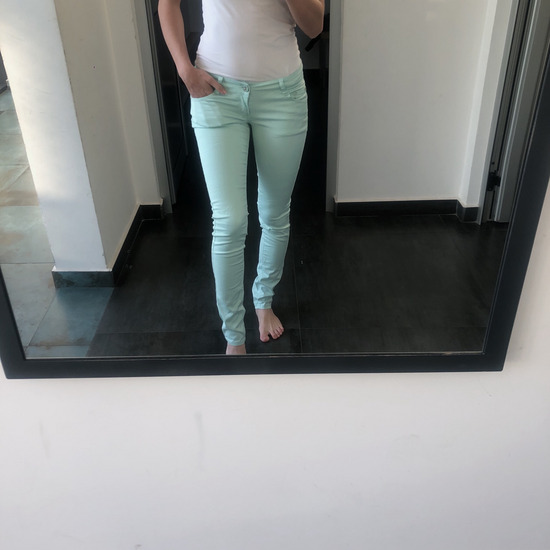 mint pantalone