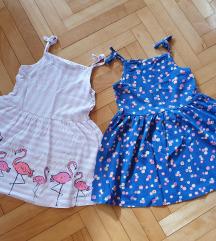 2 haljinice C&A