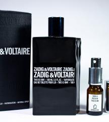 Zadig & Voltaire This is Him - Dekant 5/10ml