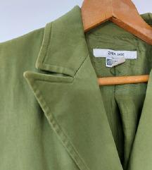 Zara maslinasto zeleni sako