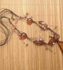 `Čupava` ogrlica
