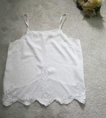 ♫ ♪ ♫ ASOS bela majica na brtele NOVO