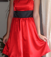 maturska haljina L