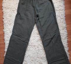Terranova lanene pantalone NOVO!