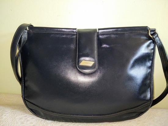 Teget torba od 100% prirodne kože