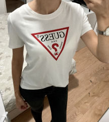 Guess bela majica