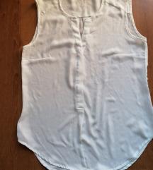 Elegantna bela majica bez rukava 38