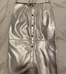 Sniz na 8900 MSGM orig srebrna suknja