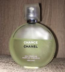 Chanel chance parfum hair mist original
