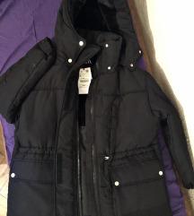ZARA jakna sa krznom unutra -NOVO- sa etiketom