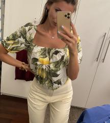 Cvetna bluza NOVO