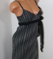 *Fervente* crna na tufne haljina vel.36