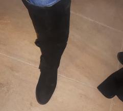 Crne antilop cizme