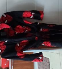 H&M  bademantil spiderman