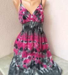 OKAY prelepa kvalitetna haljina vel XL 42/44
