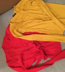 Dva džempera 500 din S/M