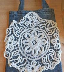 Vintage teksas torba