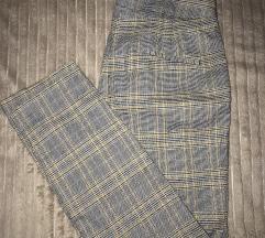 Zara karirane pantalone