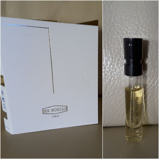 Ex Nihilo Amber Sky parfem, original