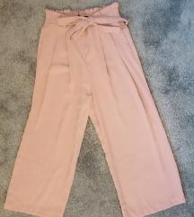 RezzZara Basic puder roze pantalone
