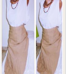 2.6.Klasična elegantna XL suknja Povoljno!