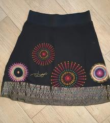 Nova Desigual suknja