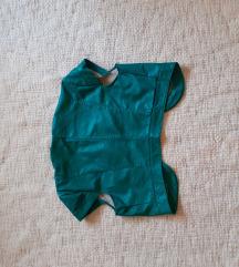 Made in Italy prsluk/jaknica od eko kože