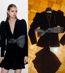 Zara perfektno odelo sako + pantalone S