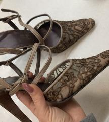 Nove braon sandale