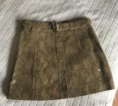 Zara suknja novo