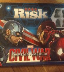 Riziko kapetan Amerika (Risk Captain America)