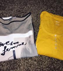 Zara i Esmara majice 3/4 rukava