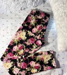 Miss Anna cvetne pantalone- veličina