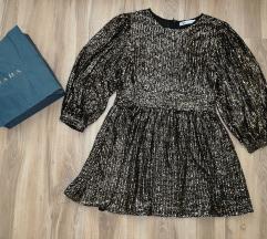 Zara special edition sequin haljina kao nova