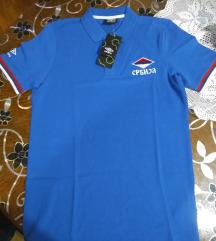 Umbro polo majica Srbije SNIZENO