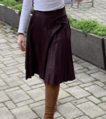 Plisirana suknja dodatne slike