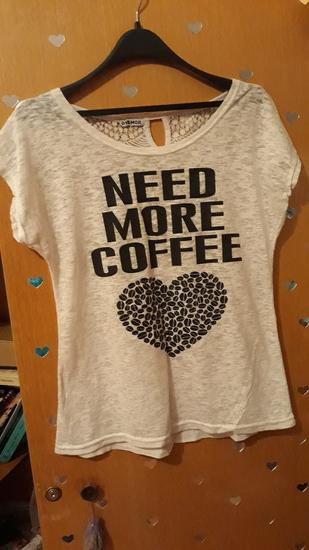 Need more coffee majica - casual