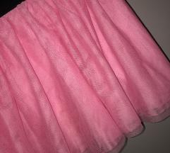 HM tutu pink suknja