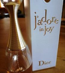 Dior J'adore In Joy dekantujem