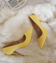 Zute cipelice