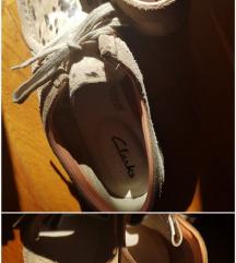 Clarks OrthoLite kožne cipele