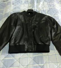 Kožna jakna M veličina, 38