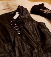 H&M nova haljina sa etiketom TOP