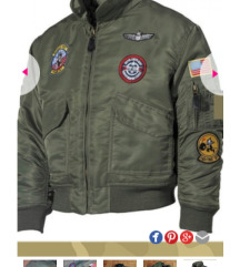 Spitfajer jakna