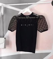 Crna bluza Novo M/L