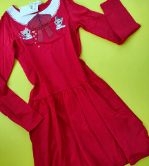H&M novogodisnja haljina 9-10