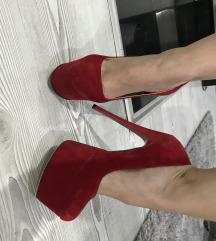 Crvene cipele nove